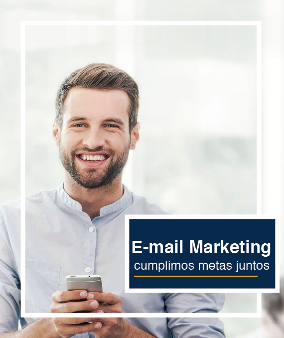 Email Marketing - agencia digital Colombia mailing factory
