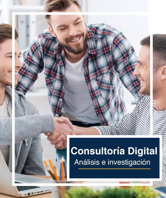 Consultoría Digital - agencia digital Colombia mailing factory
